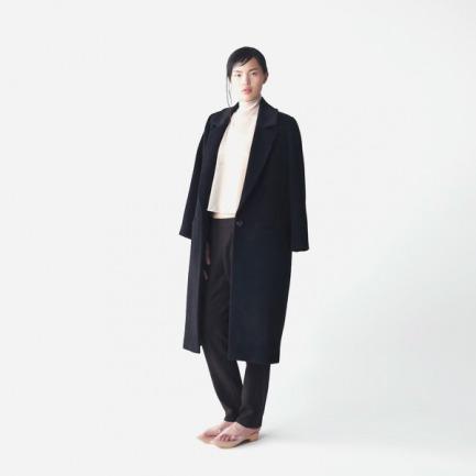 【无现货定制 2周后发货】2014A/W长羊毛大衣
