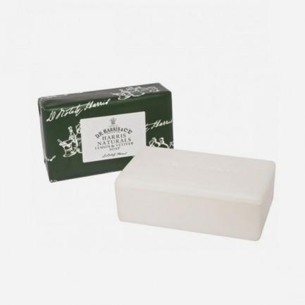 天然柠檬香根草香皂 (200g)