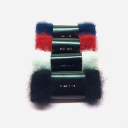 貂绒针织发带(多色)