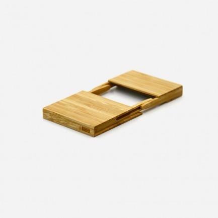赞竹单层名片盒