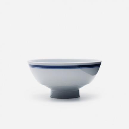 小蓝边碗-两只装 | 儿时记忆里会变旧的那些蓝边器皿
