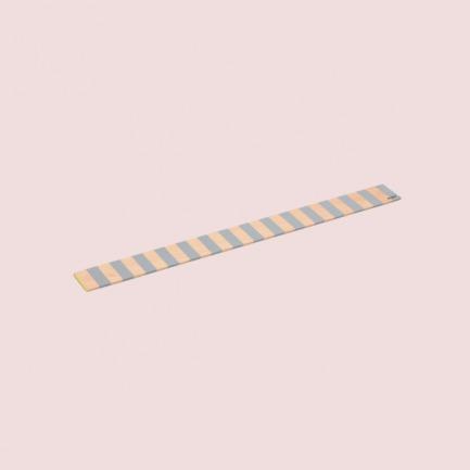 木质尺子L(多图案)