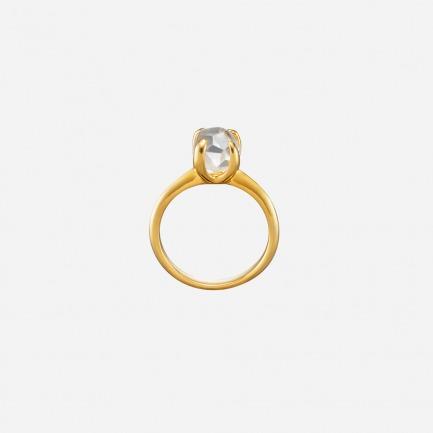小宇宙爪镶戒指