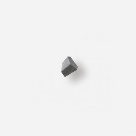 几何耳饰(岩石/一对)