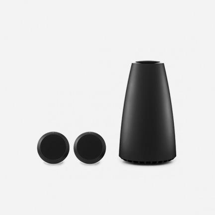 S8超重低音音响+2扬声器 灵活摆放 2.1声道音质美妙