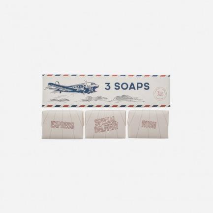 复古包装肥皂套装(多种类)