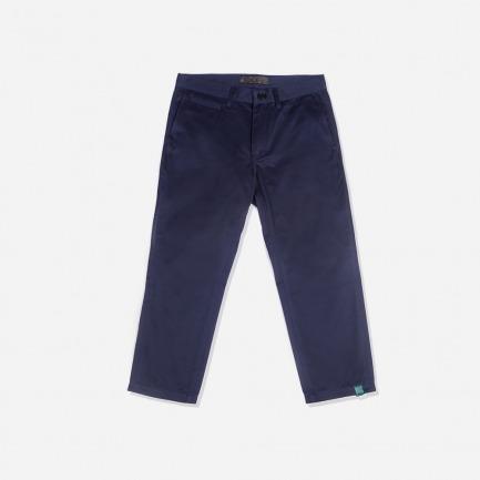 马裤形8分裤(藏青)