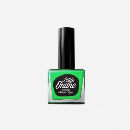 小奥汀水性指彩亮翠绿另类L407