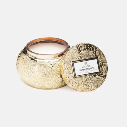 Japonica系列茶碗杯香氛蜡烛-也称鹤望兰