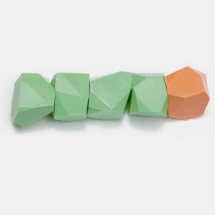 糖果色磁铁 | 固定随手写的便条跟卡片