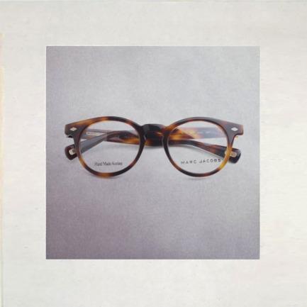 Marcb 复古玳瑁色黑色圆框眼镜