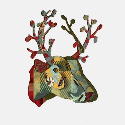 Cervo系列鹿头壁挂(cervo9)