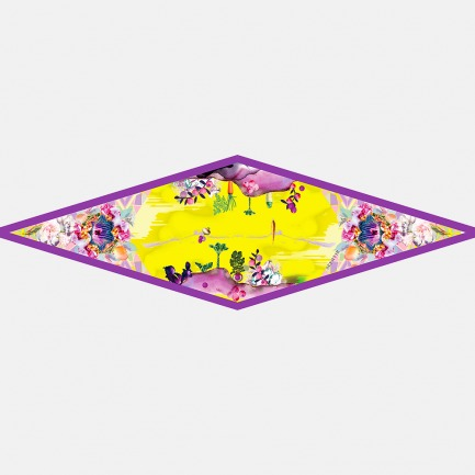 Magic land丝巾