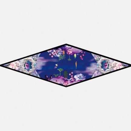 Magicland丝巾(蓝色)