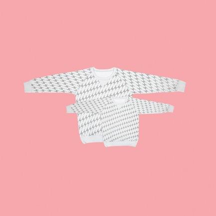 小画家系列卫衣 【埃舍尔】款亲子装 三人套装(需备注尺寸)