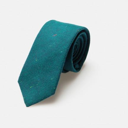 Thomas Green Flecked Cotton Tie领带