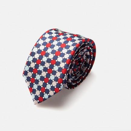Jones Silk Tie真丝领带