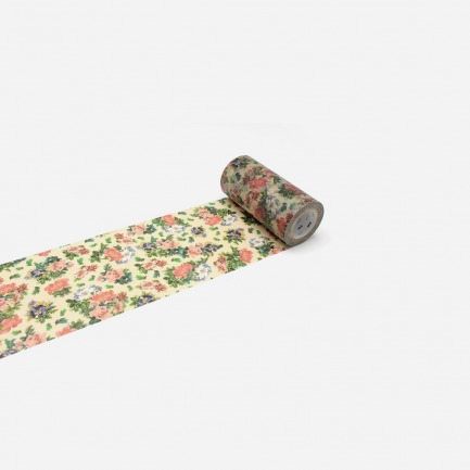 CASA装饰系列胶带-花 | 日本和纸胶带界无冕之王mt