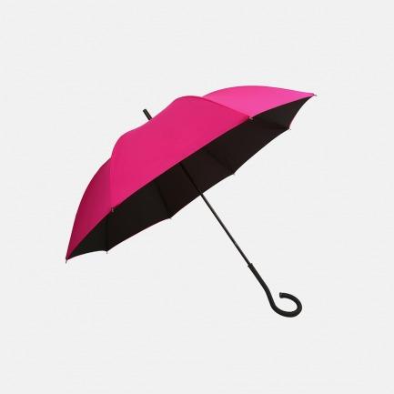 红黑双层伞布