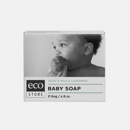 新西兰ECO STORE 纯天然有机婴儿羊奶皂-3个工作日发货