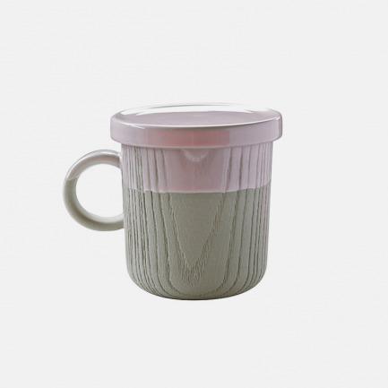 木纹咖啡杯