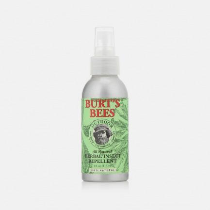 Burt's bees柠檬香茅草驱蚊液 | 天然植物配方 宝宝也能放心使用【115ml】