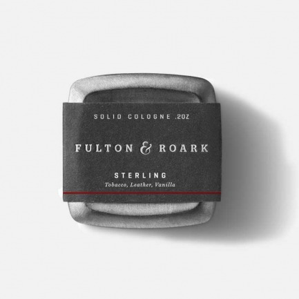 TYBEE 锡罐固体香水