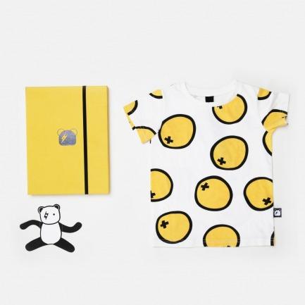 【自然课系列】儿童T恤 橙子