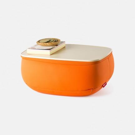 来自韩国的靠垫小桌塑料款 | 香港DFA获奖 柔软舒适