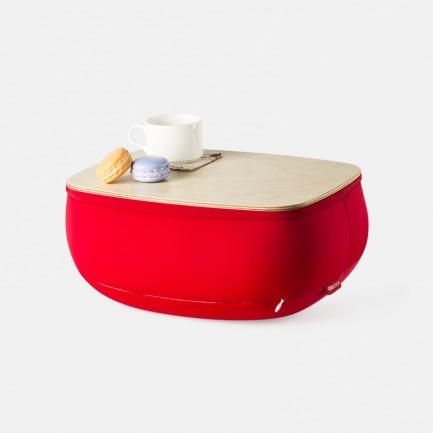 靠垫小桌(木质款)