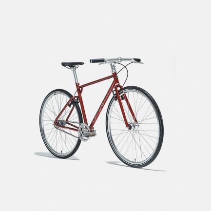 后街城市骑行自行车 | 远程防盗防丢失