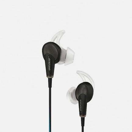 QuietComfort  20有源入耳式消噪耳机  黑色、白色