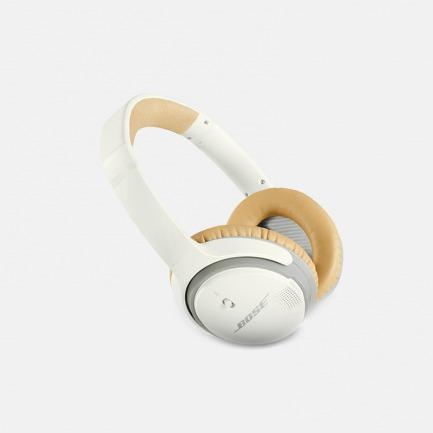 QuietComfort  25有源贴耳式消噪耳机  黑色、白色