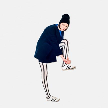 秋冬系列 钴蓝短棉衣