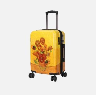 梵高系列 向日葵旅行箱   艺术限定系列 时尚轻巧