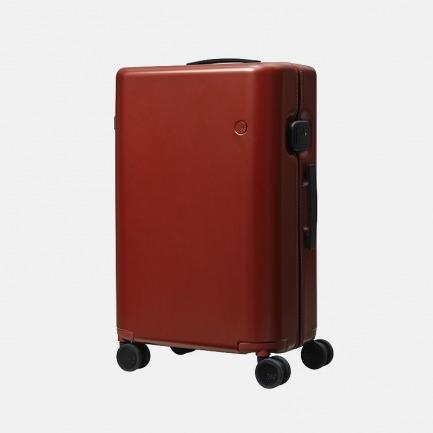 时尚超轻旅行箱 坚固轻盈 Pistachio砖红磨砂款 | 德国红点奖 高颜值又实用
