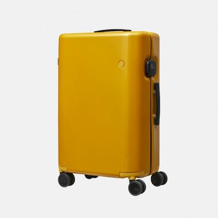 时尚超轻旅行箱 坚固轻盈 Pistachio芥黄磨砂款 | 德国红点奖 高颜值又实用