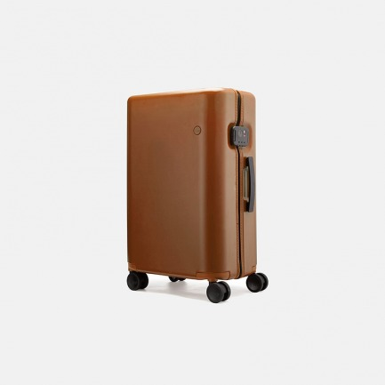 时尚超轻旅行箱 坚固轻盈 Pistachio赤铜磨砂款 | 德国红点奖 高颜值又实用