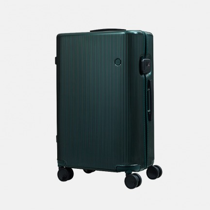 时尚超轻旅行箱 坚固轻盈 Pistachio森绿条纹款 | 德国红点奖 高颜值又实用