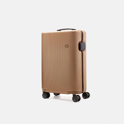 德国红点奖 PISTACHIO系列 赤铜条纹超轻旅行箱【顺丰包邮】