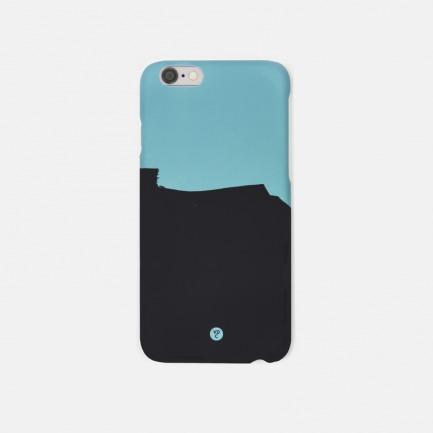概念手机保护壳 蓝色