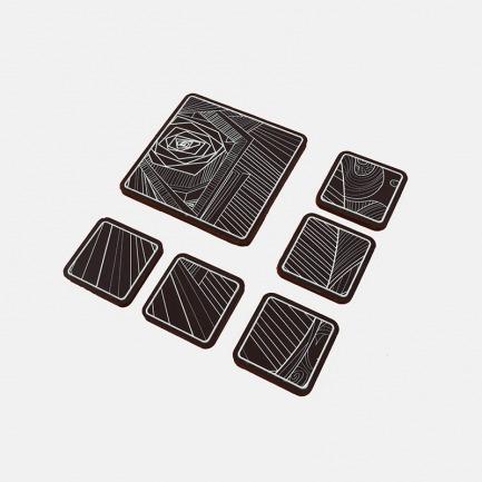 诗情画意 情人节巧克力礼盒