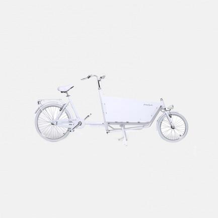 白色两轮袋鼠车限定版