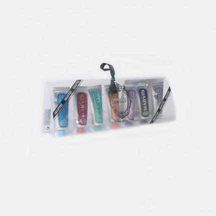 每次旅行带一只薄荷香型牙膏体验组25ml*7只装