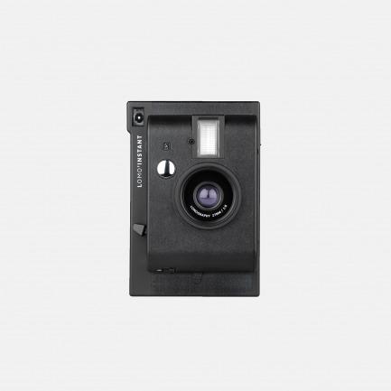 LOMO 拍立得相机 标准版 黑色