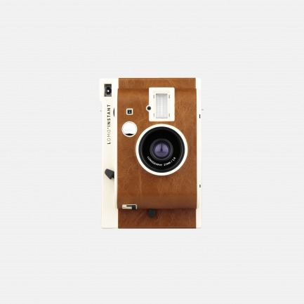 LOMO 拍立得相机 标准版 Sanremo真皮特别版