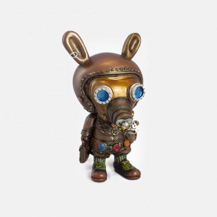 Q版-奶嘴兔 艺术雕塑