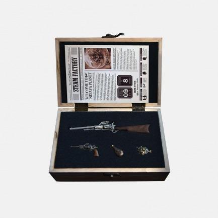 骑士洛克猫荣誉套装 艺术雕塑 配件/胸针