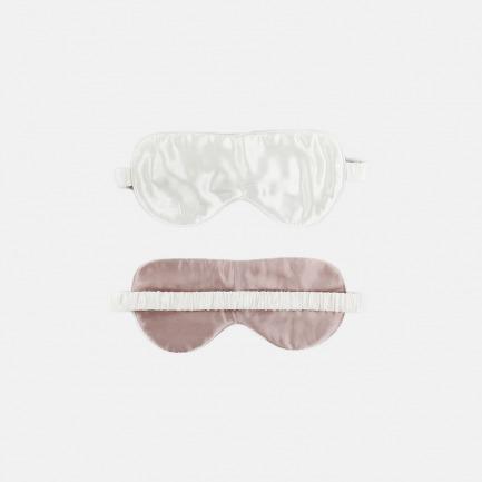Silk eye Mask 顶级双面蚕丝眼罩 多色 【下单后7个工作日内发货】