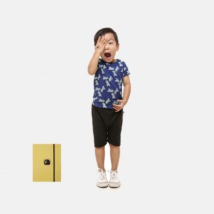 "TikkiTokki x 广煜 ""我不喜欢""系列创意t恤礼盒 不喜欢洗澡"